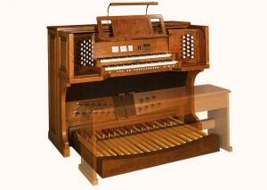 Ahlborn-Orgel Organum II