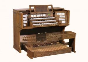 Ahlborn-Orgel Organum III