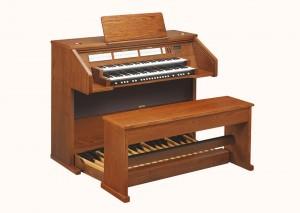 Ahlborn-Orgel Präludium II