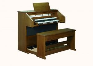 Ahlborn-Orgel Präludium III