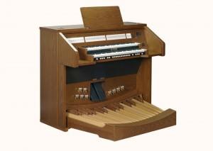 Ahlborn-Orgel Präludium IV