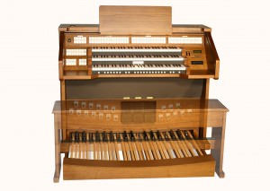 Ahlborn-Orgel Präludium V